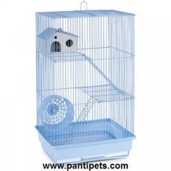 قفس همستر دو طبقه